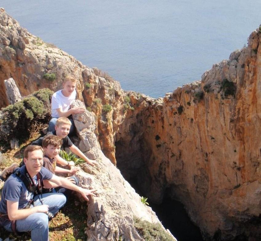 Gorge of Saints- Crete