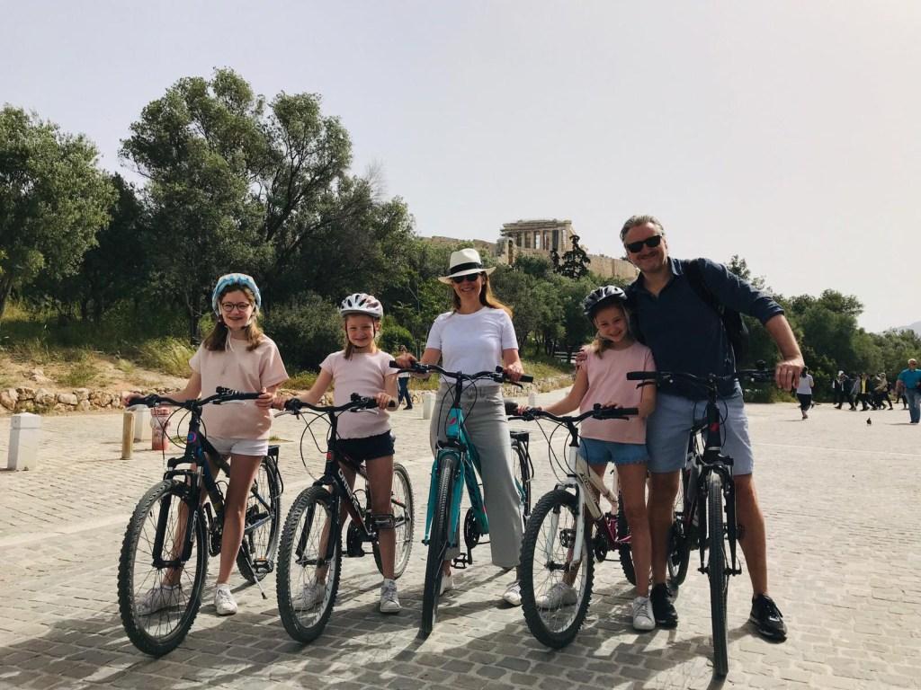 Acropolis View Biking Tour Karen 2 aeropagitou