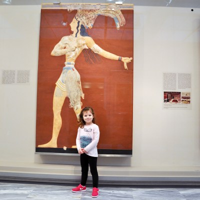 Heraklion Private Tour At Knossos and the Archaeological Museum