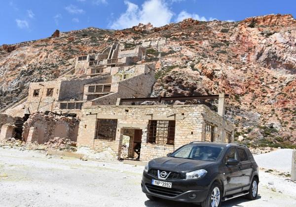 Family Road Trip Adventure in Milos