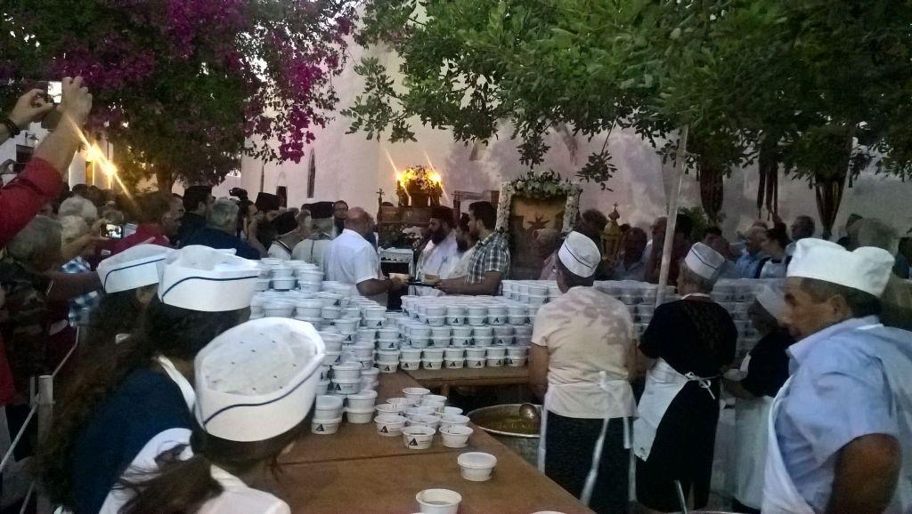 Paniyiri Festivals Crete dairy Hna