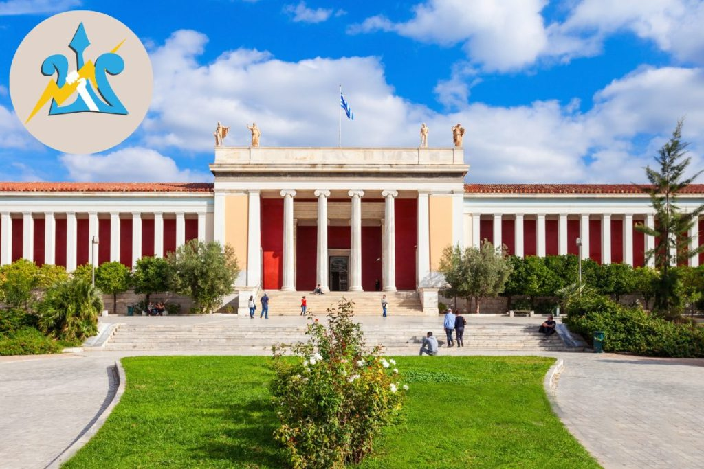 Athens Percy Jackson Tour National Archaeological Museum of Athens for Kids Greece