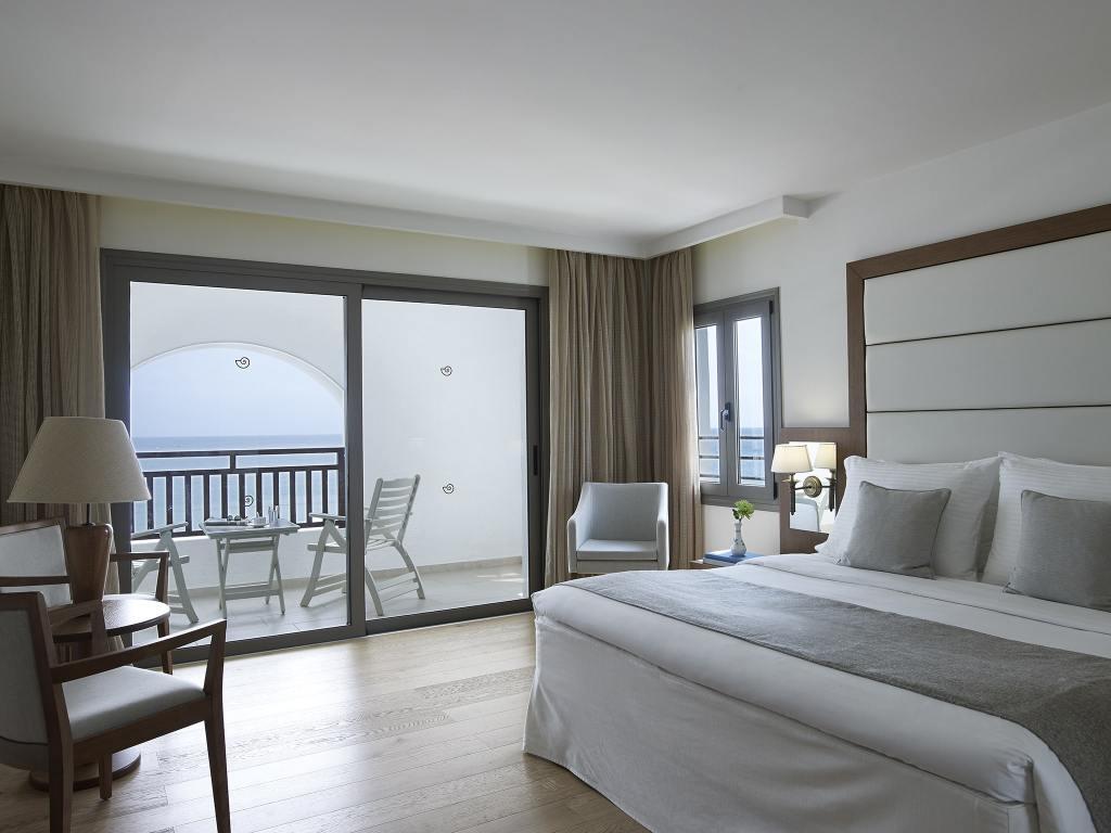 Creta Maris Beach Resort Heraklion Hersonissos Crete Water Park Family Vacation Greece room