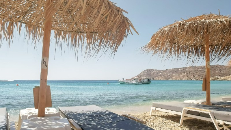 The Best Beaches for Kids in Mykonos