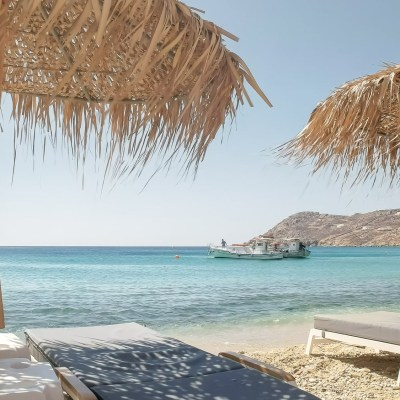 The Best Beaches for Kids and Families in Mykonos