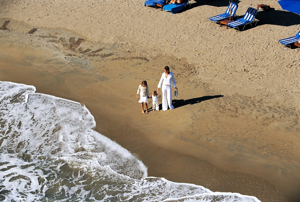 Grand Resort Lagonissi Athens riviera Family Vacation Greece beach