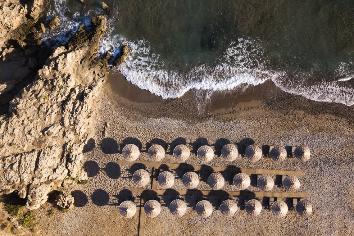 Domes Zeen Chania Crete Beach 1-medium-min