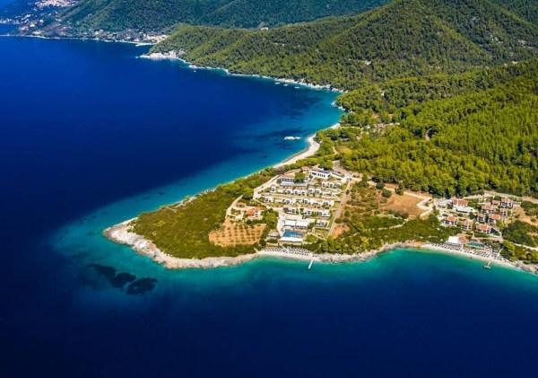 Adrina Beach Hotel | Adrina Resort & Spa: Skopelos Hotels