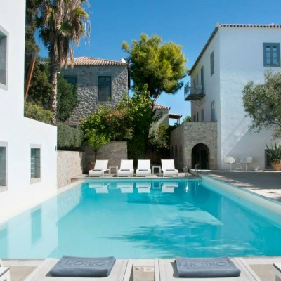 Orloff Resort in Spetses