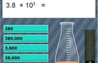 Scientific notation exercises