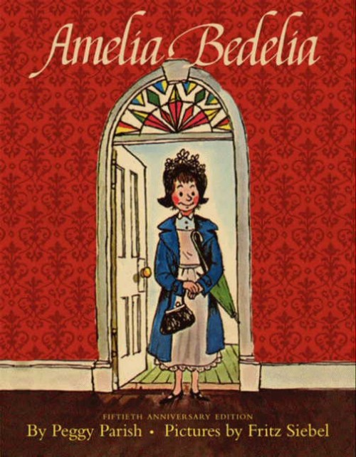 Image result for amelia bedelia by peggy parish