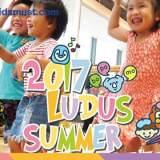 LUDUS Club 暑期「Happy Day Camp」@九龍城 [7-8/2017;早鳥優惠: 至30/6/2017]