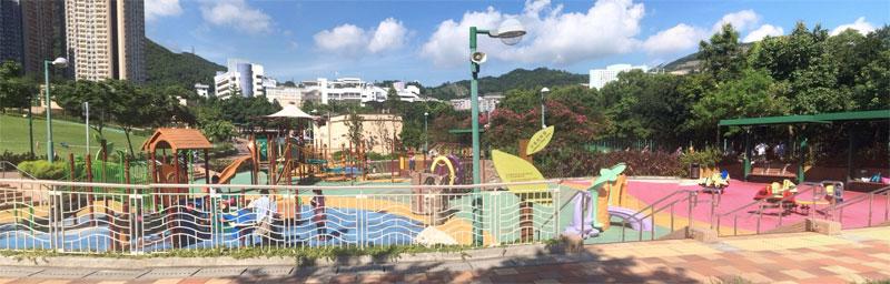佐敦谷公園兒童遊樂場