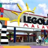 暑期旅遊親子優惠:馬來西亞Legoland買二送一優惠 [訂購日期:6-19/7/2017]