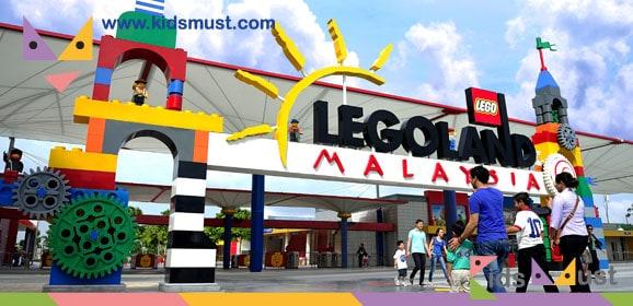 新加坡旅暑期遊親子優惠:馬來西亞Legoland 二人同行,第二張門票半價