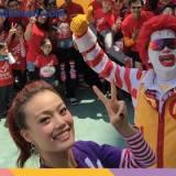 親子慈善活動:麥當勞兒童愛心馬拉松 [25/11/2017]