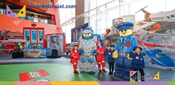 MegaBox x LEGO Adventures