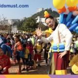親子運動:「永明閃耀人生跑」3公里兒童賽及1公里家庭賽@科學園 [11/2/2018]