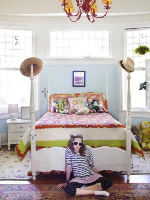 10 Nice Design Ideas For A Girl S Room Kidsomania