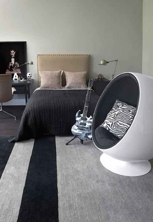 12 Modern Teen Bedroom Designs Based On Boy's Hobbies ...