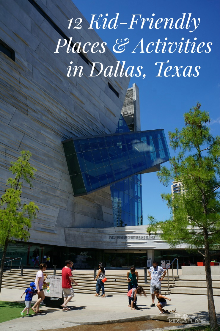 12 Things to Do with Kids in Dallas, Texas - 5 are FREE!