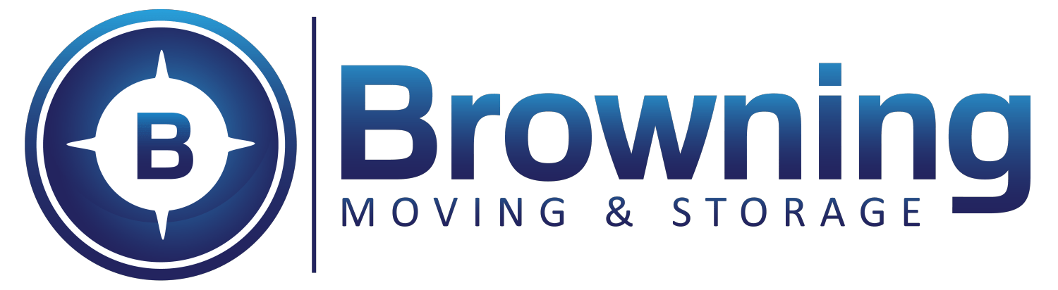 Browing Moving & Storage Logo