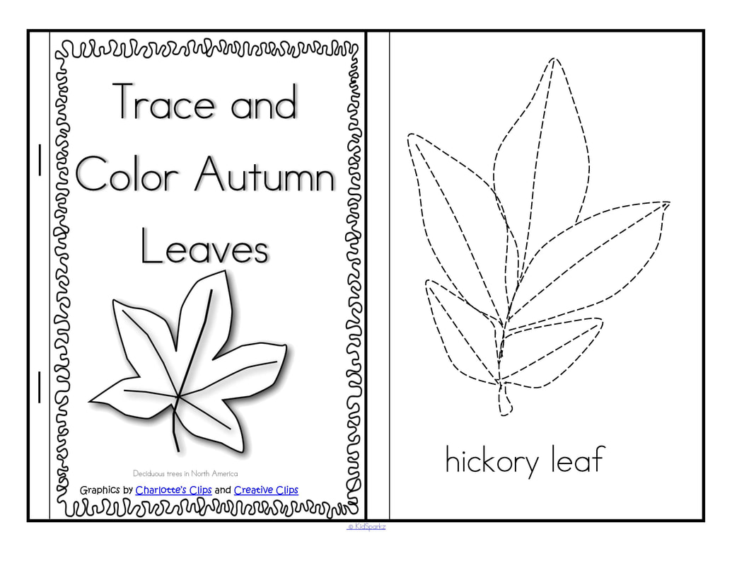 Fall Theme Activities And Printables For Preschool And