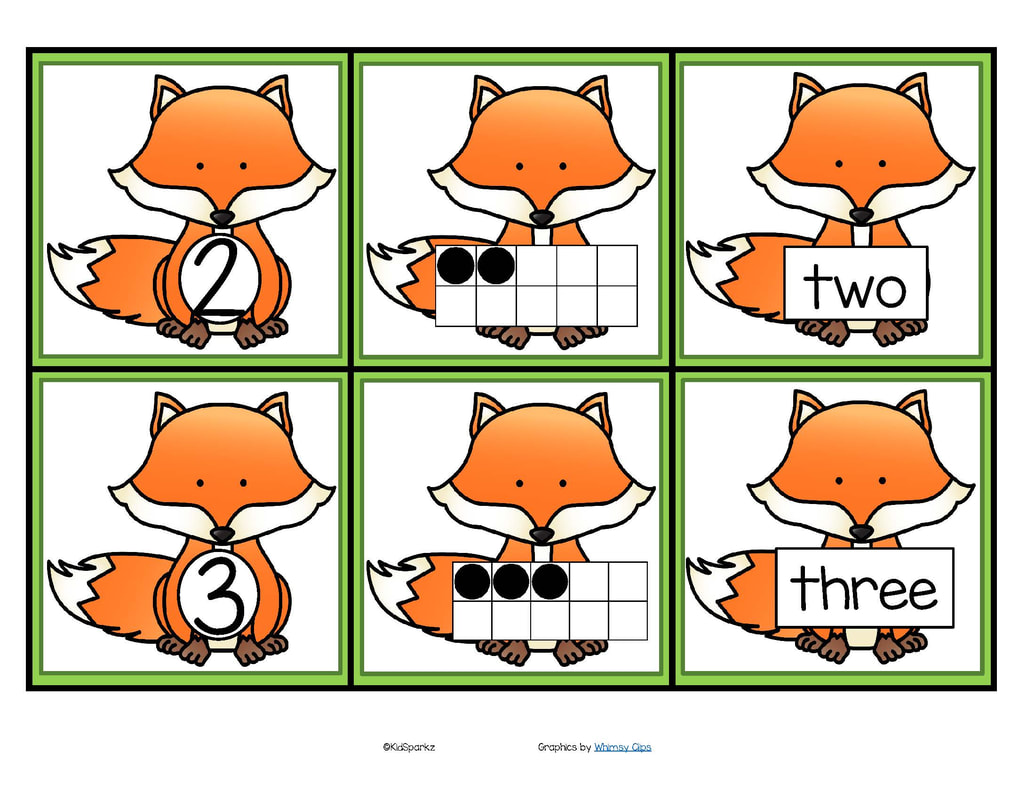Forest Animals Theme Activities And Printables For