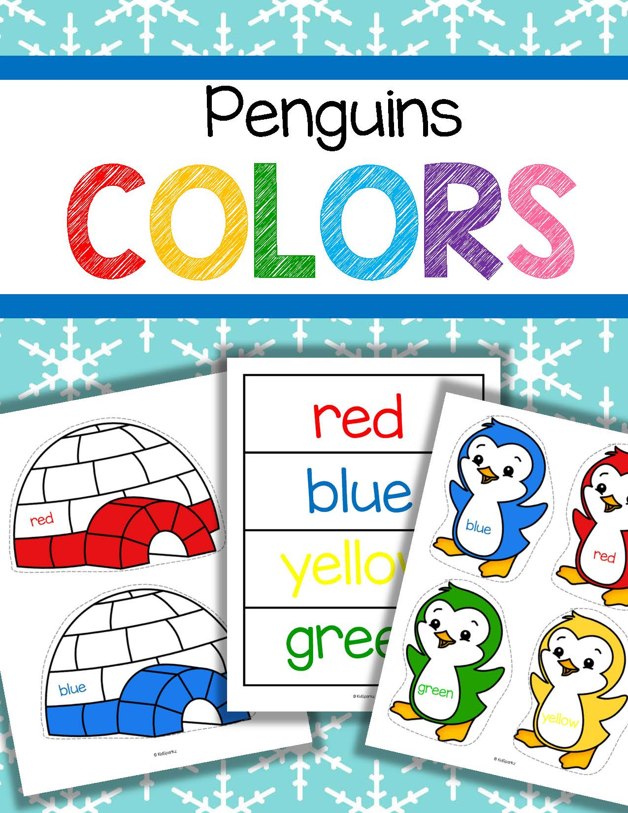 Colors Theme Activities And Printables For Preschool And Kindergarten