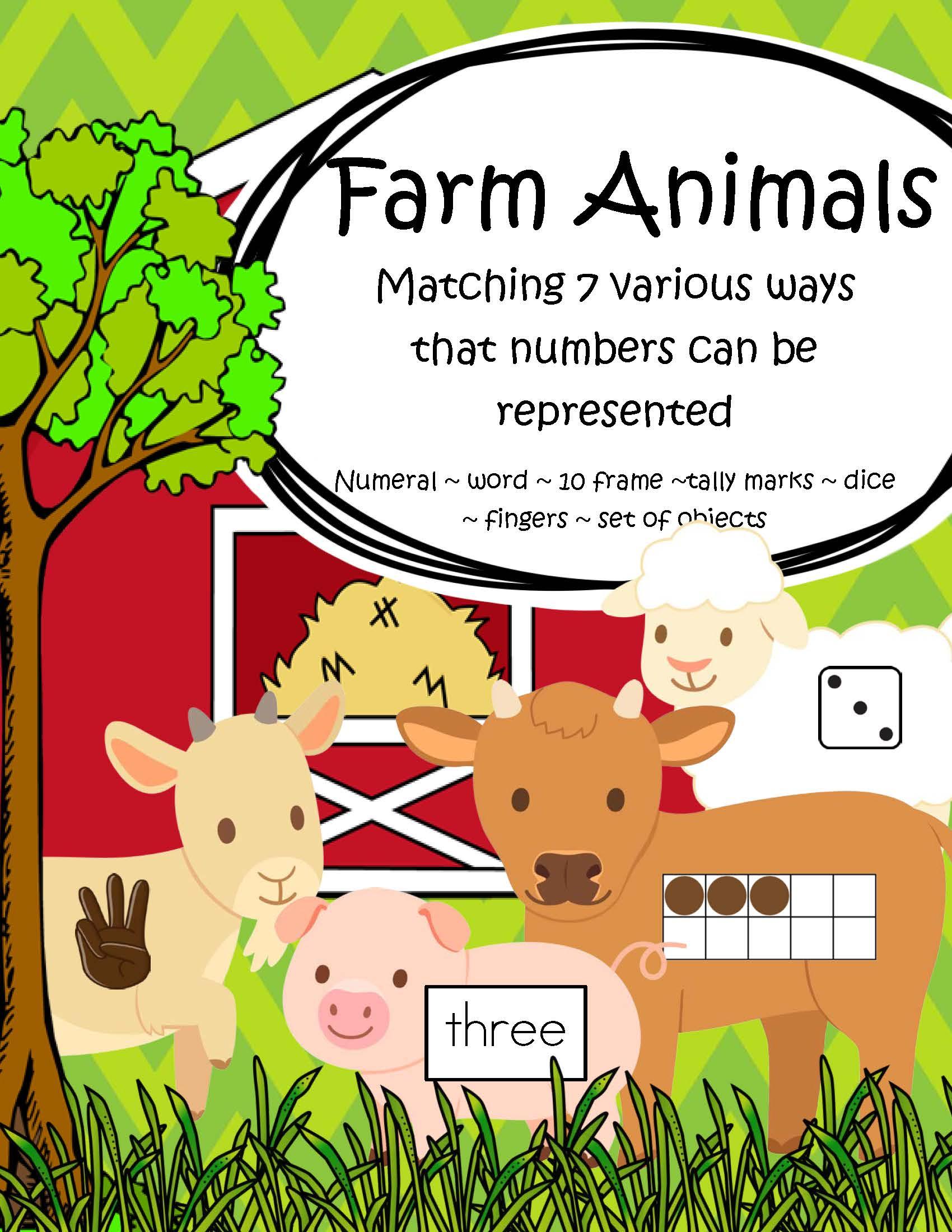 Farm Animals Theme