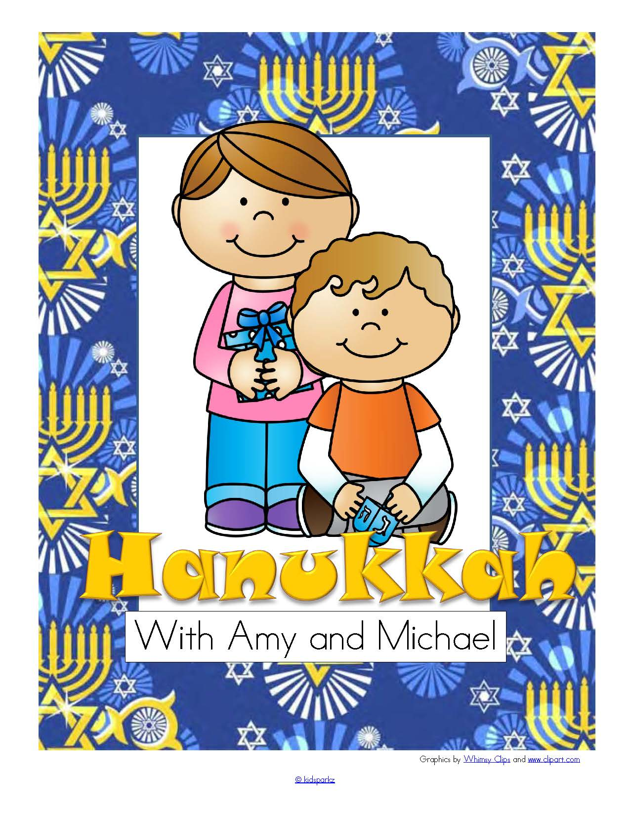Hanukkah Traditions For Early Learners