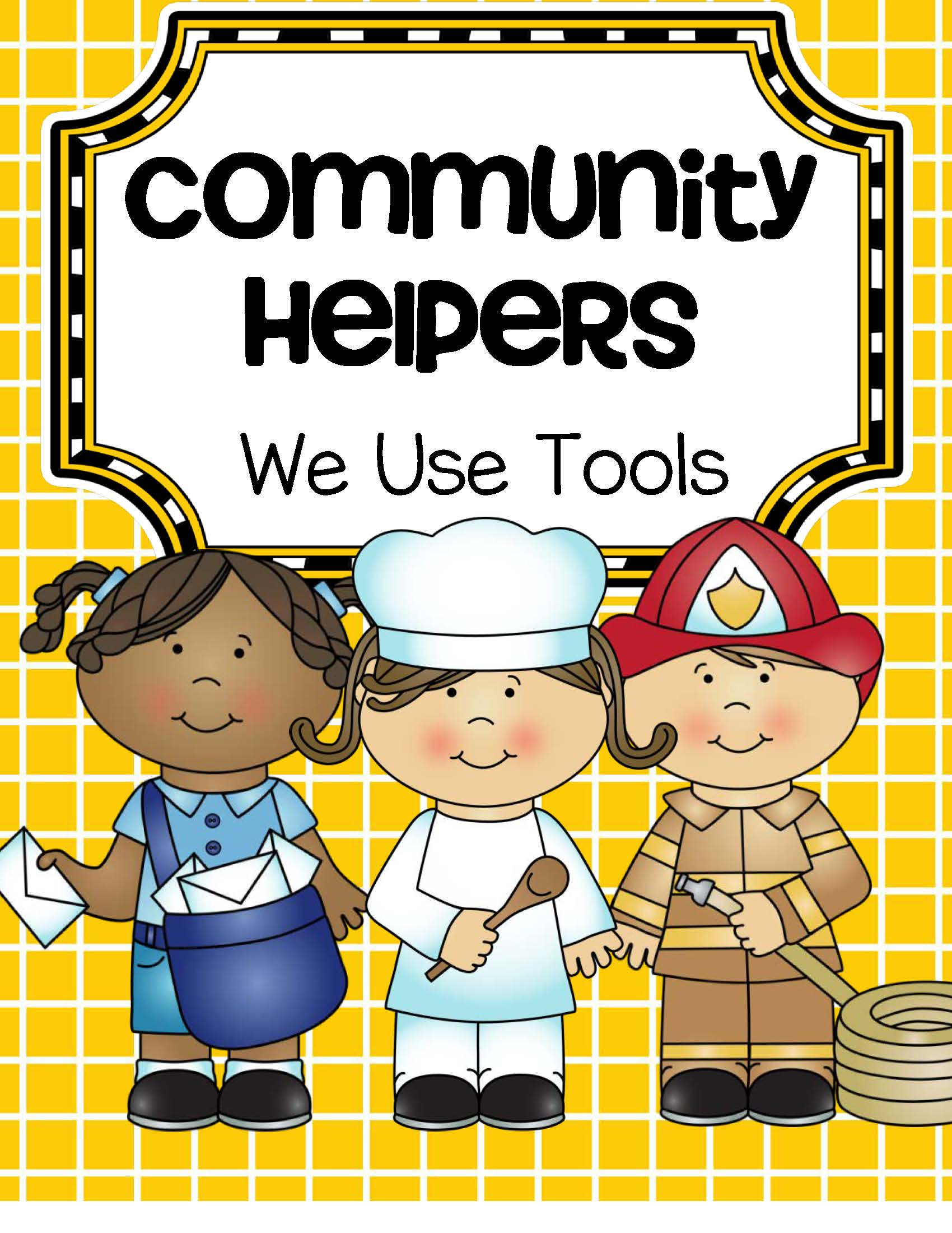 Community Helpers And Careers