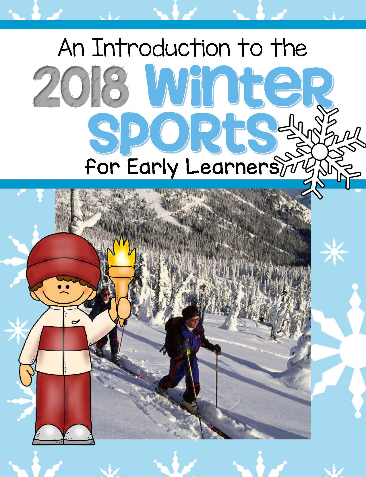 Winter Games Introduction For Early Learners Sports