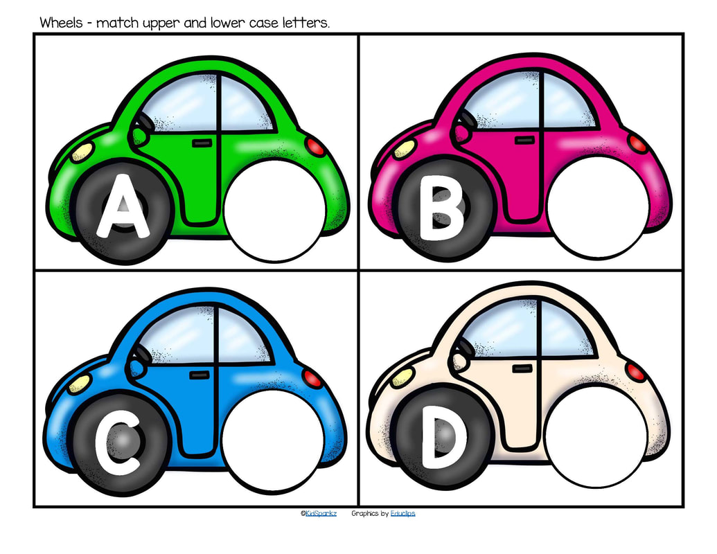 Wheels Theme Activities And Printables For Preschool Pre
