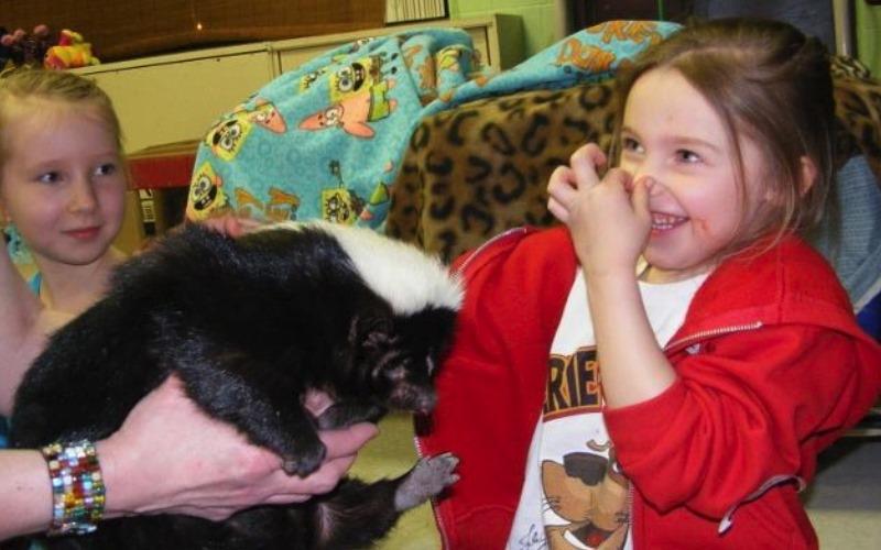Erie Zoo Educational Birthday Parties In Erie Pennsylvania