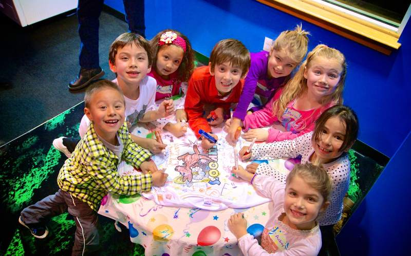 Hukoo S Family Fun Toddler Party Place In Orlando Fl