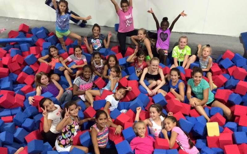 Orlando Gymnastics Orange County Fl