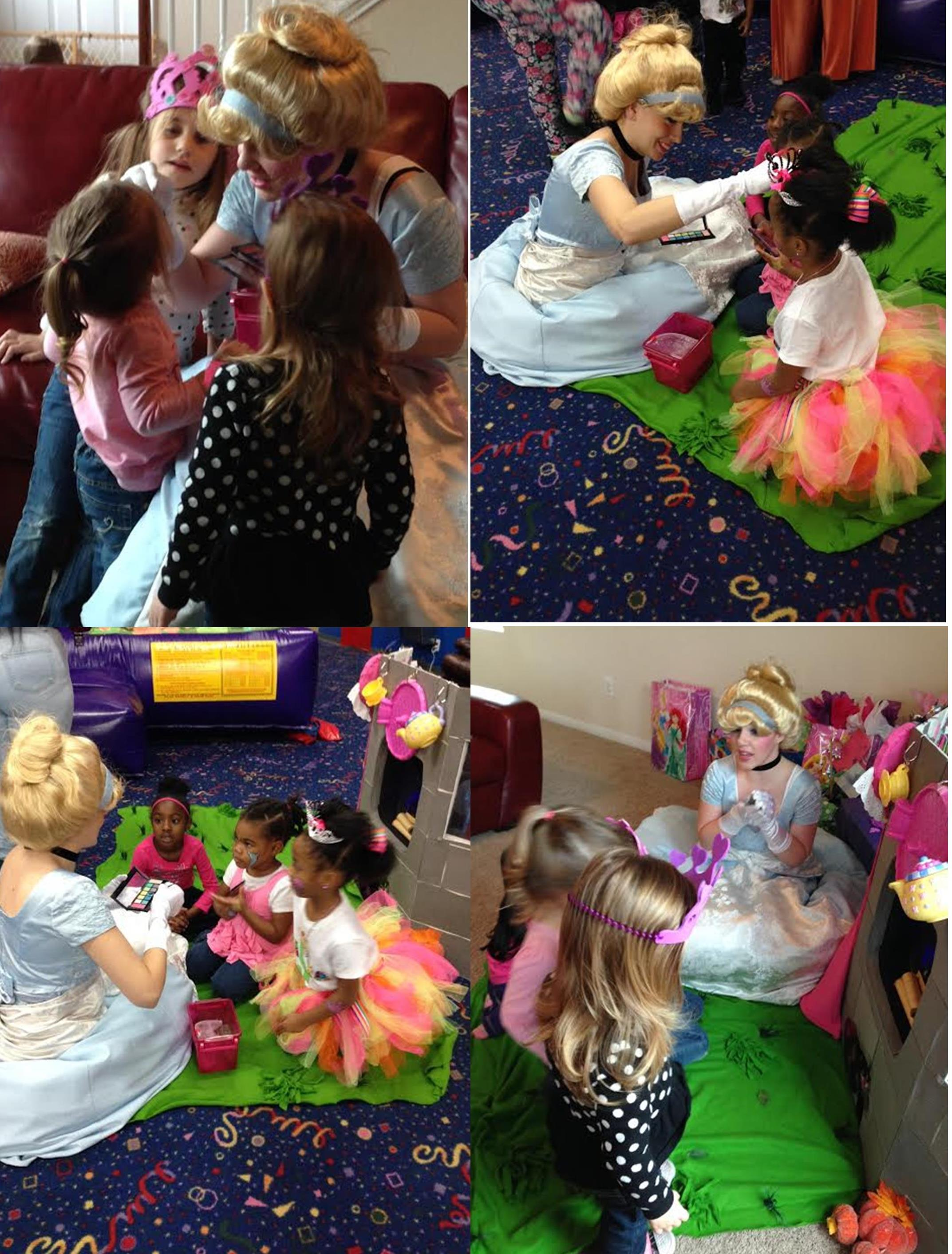 Princess Elsa For Birthday Party Houston Texas