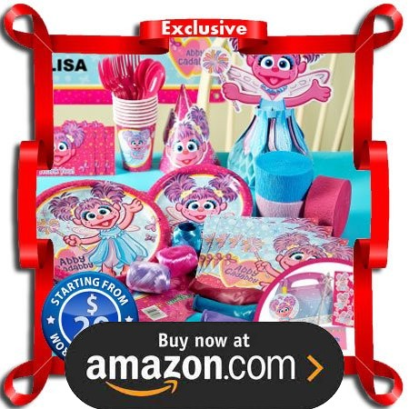 Abby Cadabby Party Supplies Kids Party Store