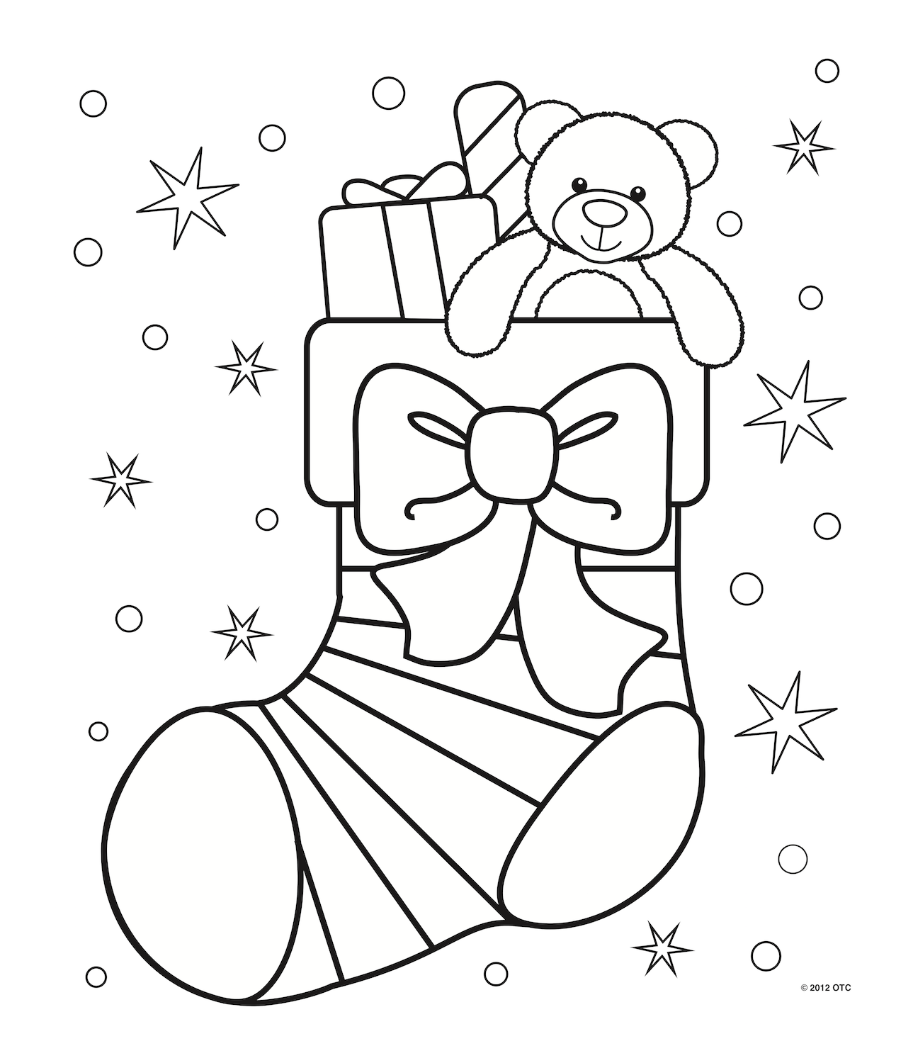 Coloriage ° Christmas coloring pages, Christmas tree