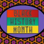 Black History Month Sign