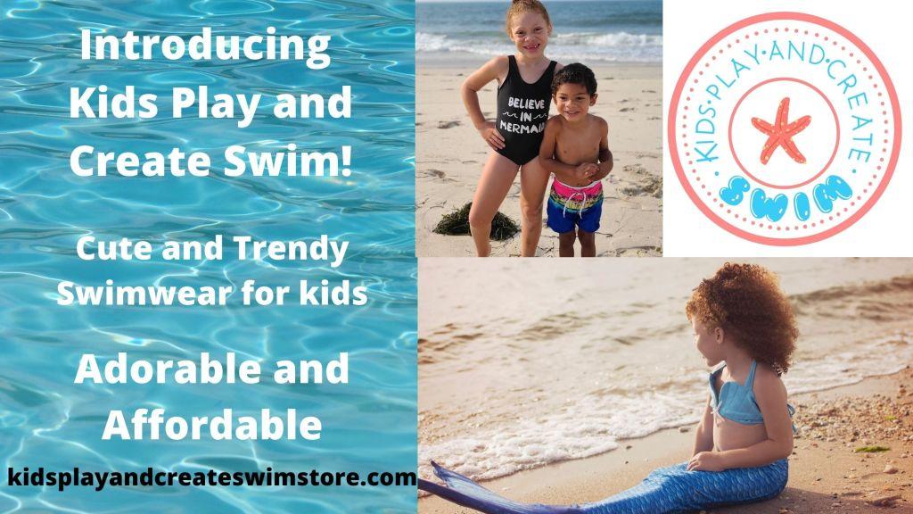 Kids Play and Create Swim Store