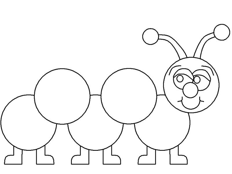 learn how to draw a caterpillar coloring page learn how to draw a