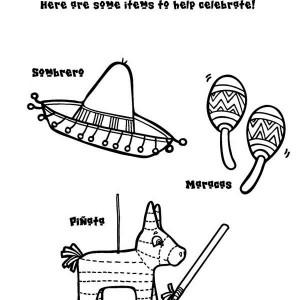 mexican culture pinata kids play