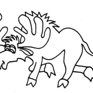 baby moose coloring page kids play color