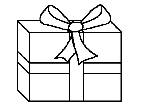christmas presents secret santa christmas presents coloring pages
