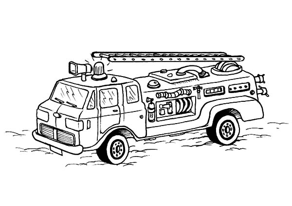 fdny fire engine troops coloring pages kids play color