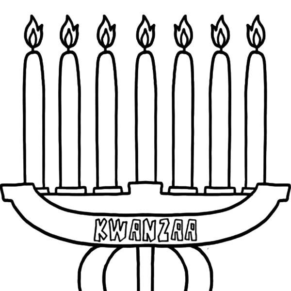 Kwanzaa Karamu Coloring Page   Coloring pages, Kwanzaa colors, Kwanzaa   600x600