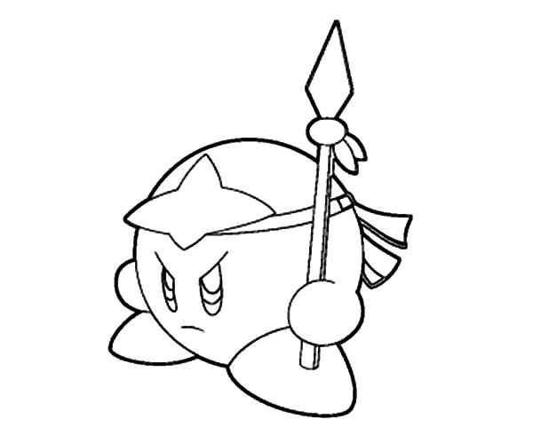 kirby mad kirby coloring pages mad kirby coloring pages