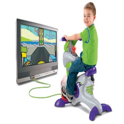 Fisher-Price Smart Cycle - Your Kids 3-in-1 Gaming Bike